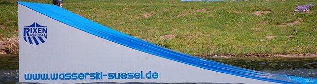 Süsel Seeparx Features Wakeboard Park - Kicker groß rechts