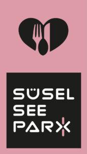 Süsel Seeparx - Logo Gastronomie hochkant