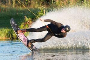 Süsel Seeparx Wakeboarder