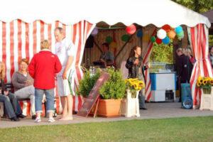 Süsel Seeparx - Veranstaltung im Festzelt